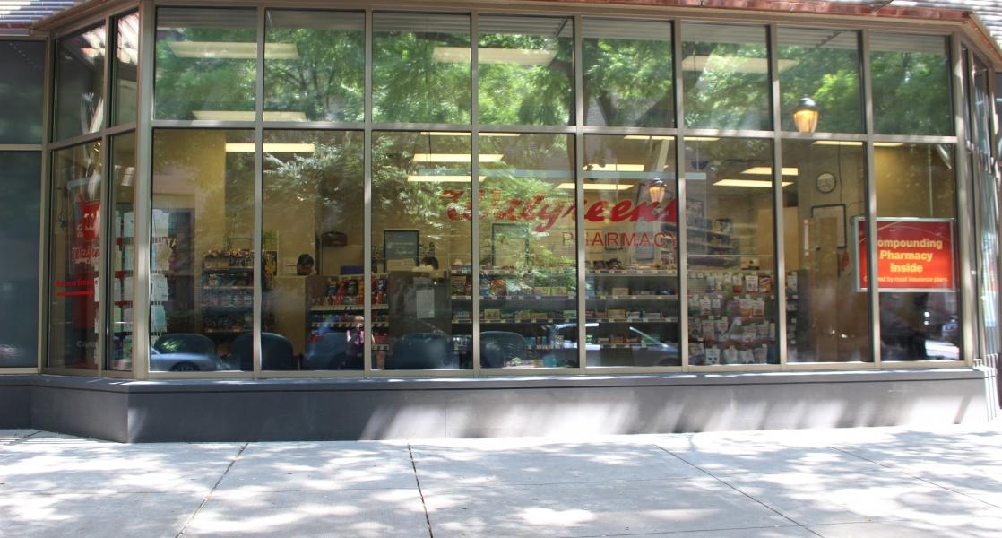 Mazzoni Center LGBT health Walgreens pharmacy 809 Locust Street Philadelphia