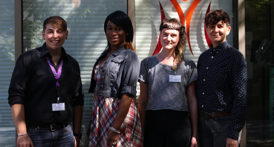 Mazzoin Center Sisterly LOVE trans women support leadership