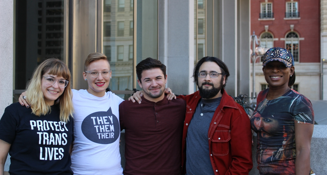 trans care Mazzoni Center Philadelphia LGBT transgender health